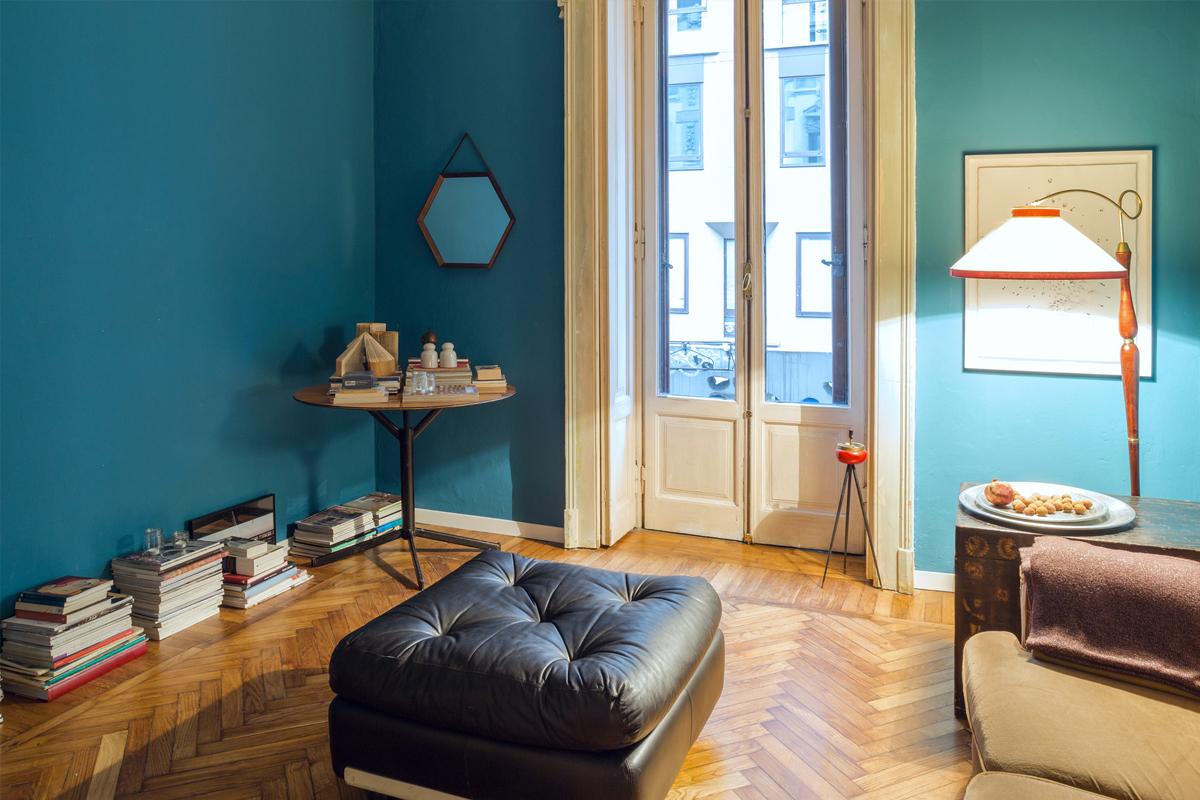 Tinteggiatura interni ai silossanici prezzi imbiancatura - Pitture particolari per interni decorazioni ...