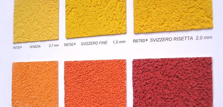 Rivestimenti per esterni Brescia - Colori pitture pareti